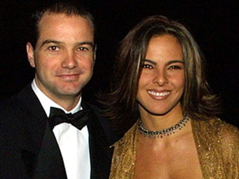 Kate del Castillo se casó con Luis García.