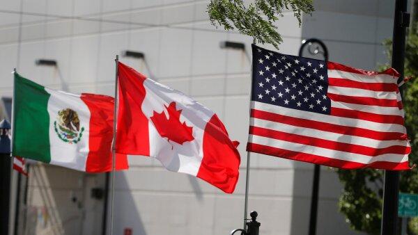 México Canadá TLCAN TPP11
