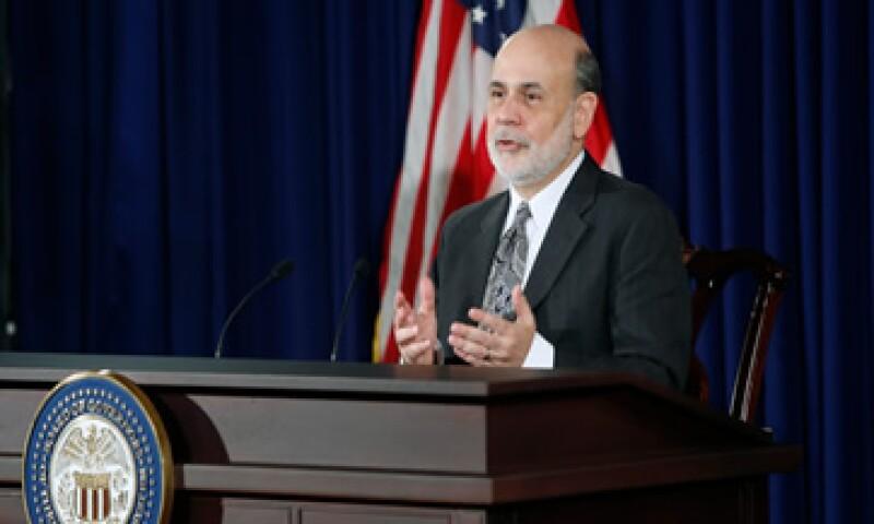 Ben Bernanke dijo que la mejora del país en el sector energético apoyará a la economía.  (Foto: Reuters)