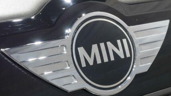 BMW Mini Cooper 4