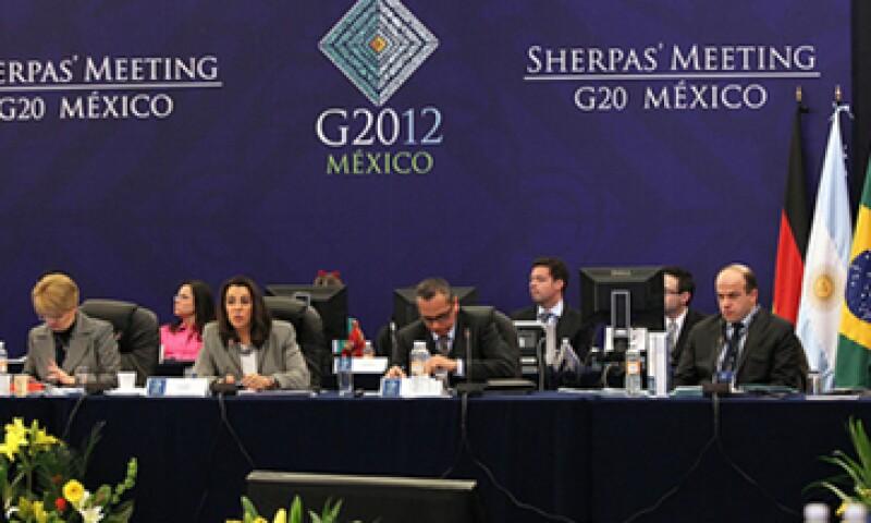 México es el país que en 2012 preside el G20. (Foto: Tomada del sitio www.g20.org)