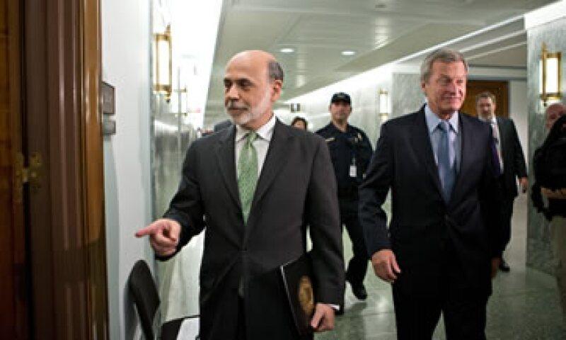 Bernanke ha advertido públicamente que la parsimonia de los legisladores estaba poniendo a la economía del país en peligro. (Foto: AP)