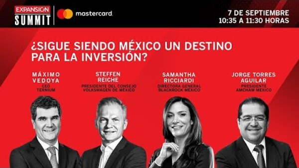 ¿Sigue siendo México un destino para la inversión? | Expansión Summit 2020
