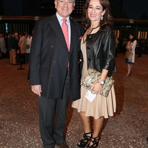 Genaro y Lorenza Borrego