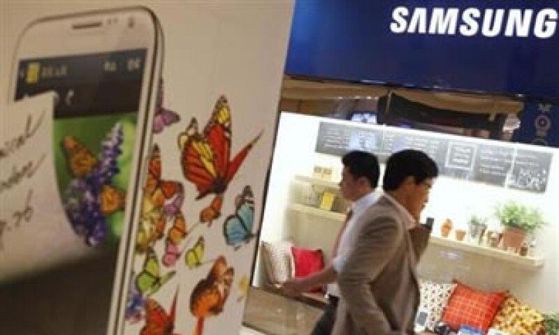 Samsung presentó su primer Galaxy S en EU en 2010. (Foto: Reuters)