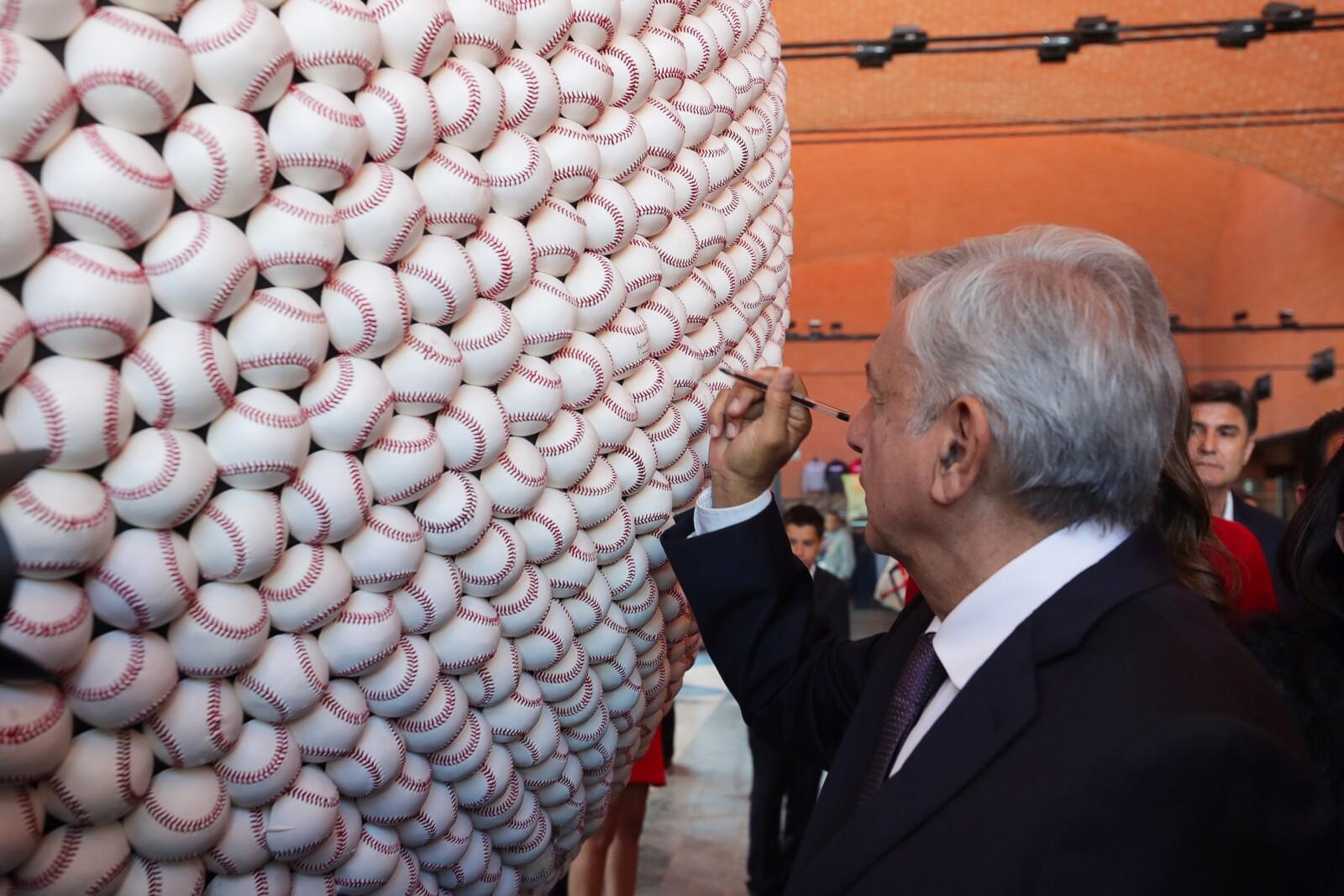 Apoyo al beisbol