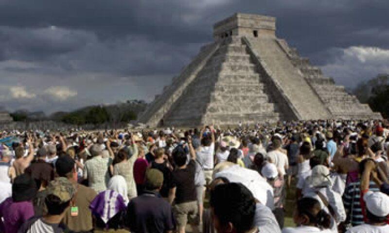 La zona arqueológica de Chichén Itzá está catalogada como una de las maravillas del mundo moderno. (Foto: AP)