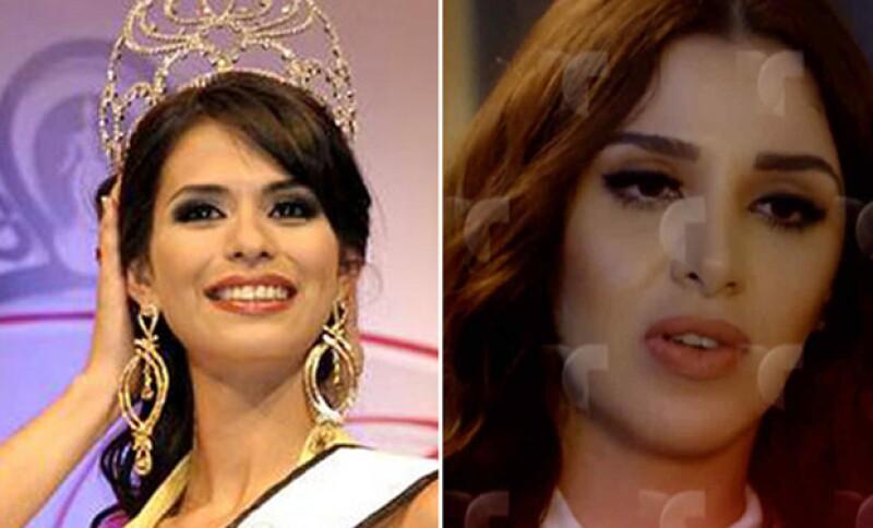 Laura Elena Zúñiga se ha visto afectada tras ser confundida con Emma Coronel, esposa del narcotraficante.