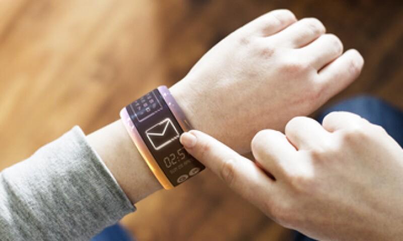 Microsoft contaba con relojes con tecnología SPOT que mostraban noticias, cierres bursáMicrosoft contaba con relojes con tecnología 'SPOT' que mostraban noticias, cierres bursátiles y resultados deportivos. (Foto: Tomada de CNNMoney)