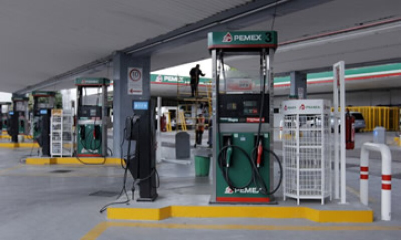 Con la reforma energética se abrió la competencia en el sector de las gasolineras. (Foto: Cuartoscuro )