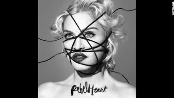 Madonna Corazón rebelde