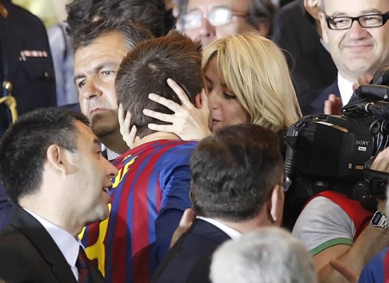 A pesar de que en varios medios se dijo que la cantante estaba esperando su primer hijo, Xavier Menós asegura que no.