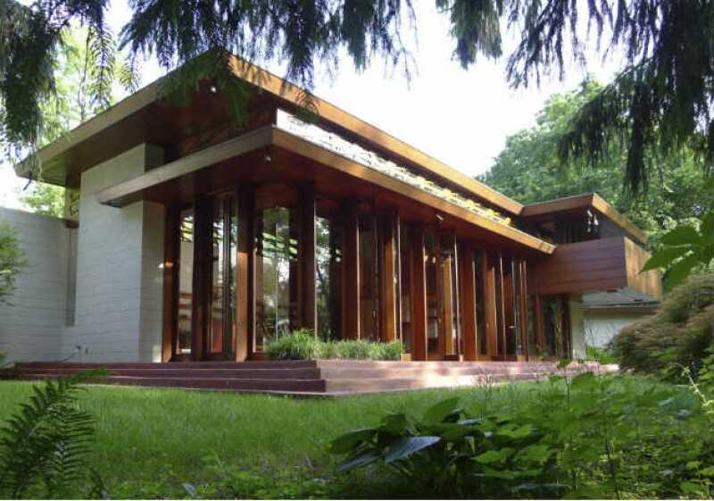 Bachman Wilson House