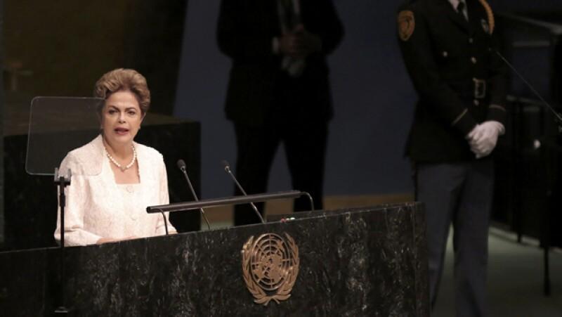 La presidenta de Brasil aseguró que se castigará a los culpables del escándalo de corrupción en su país  (Foto: Reuters )