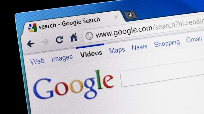 Google dominio dirección web