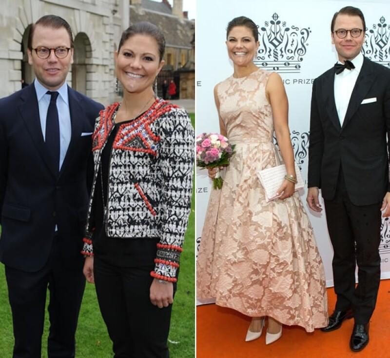 La princesa Victoria es fan de H&M, la firma sueca más famosa.