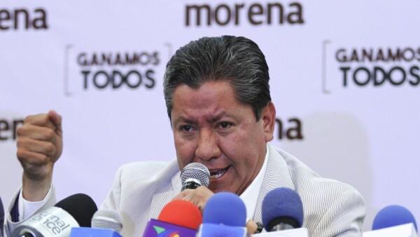 Monreal dijo que no reconocerá los resultados al acusar que se trató de una elección de estado.