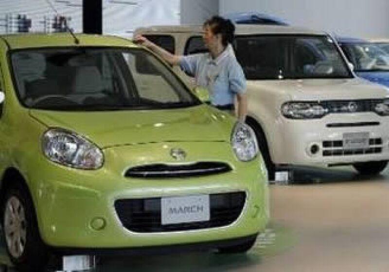 La producción del Nissan March refrenda la confianza en el país: Nissan. (Foto: Reuters)