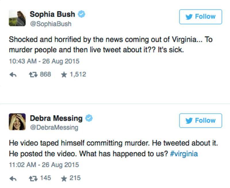 La actríz Sophia Bush se ha mantenido al pendiente en sus redes sociales.