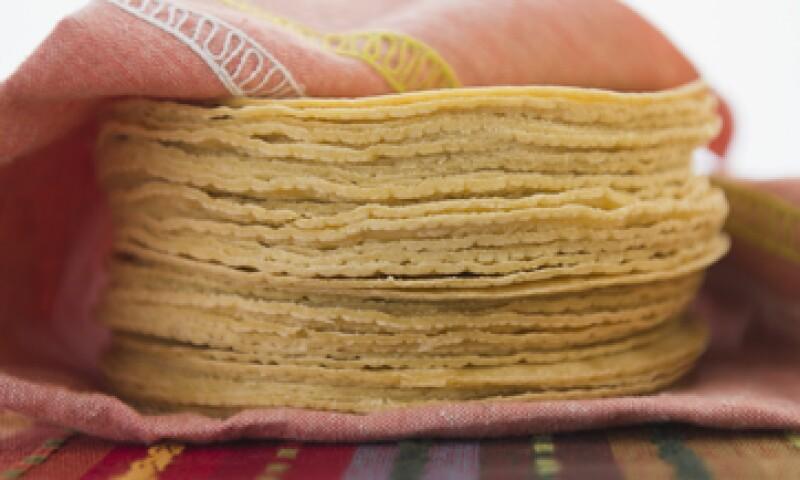 Las tortillas fueron consideradas un producto básico en la alimentación, por lo que no pagarán el impuesto. (Foto: Getty Images)