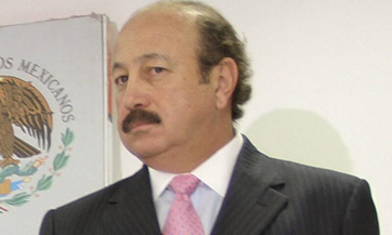 La SCT acusó pocos avances de Badín en el cargo. (Foto: Notimex)