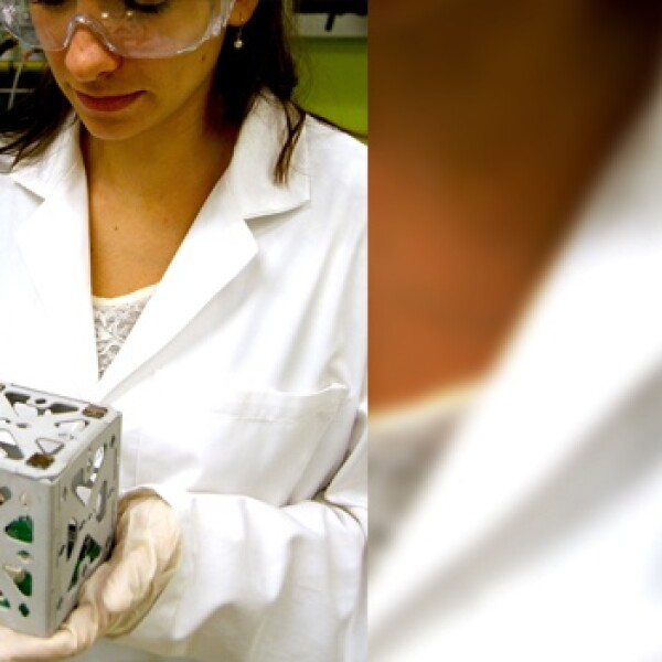 nanosatelite cubesat