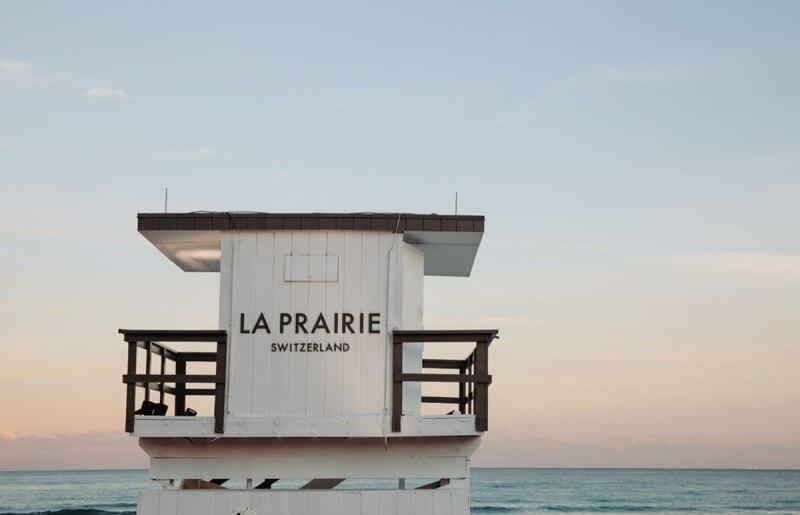 la-prairie-miami-art basel-wave-crema-skincare-contorno de ojos