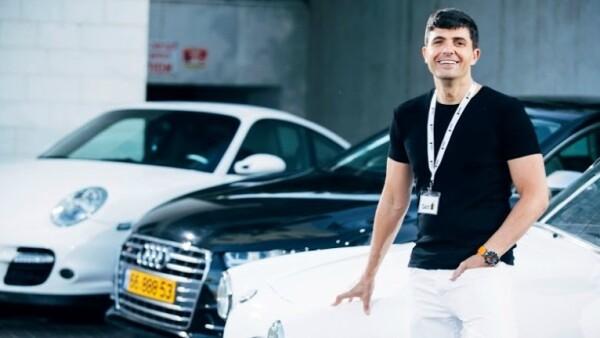 Shahar Waiser fundó la 'app' en  2011 y parte e su éxito son las alianzas con compañías globales.