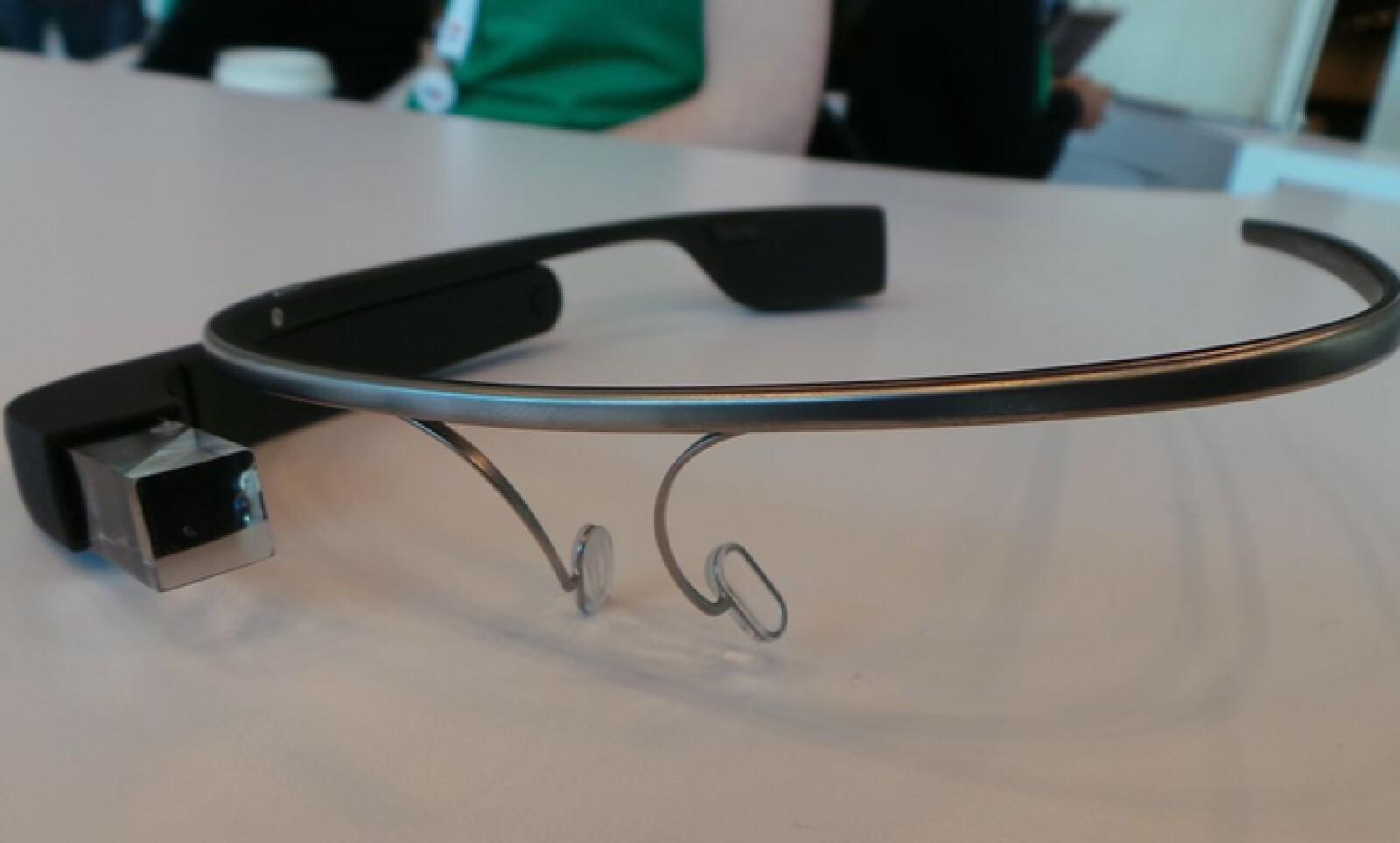 Los Google Glass son usados actualmente sólo por desarrolladores.