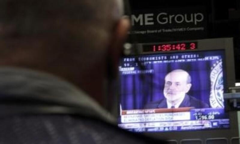 El presidente de la Fed, Ben Bernanke, dijo que la seguridad fiscal de EU se ve amenazada. (Foto: Reuters)