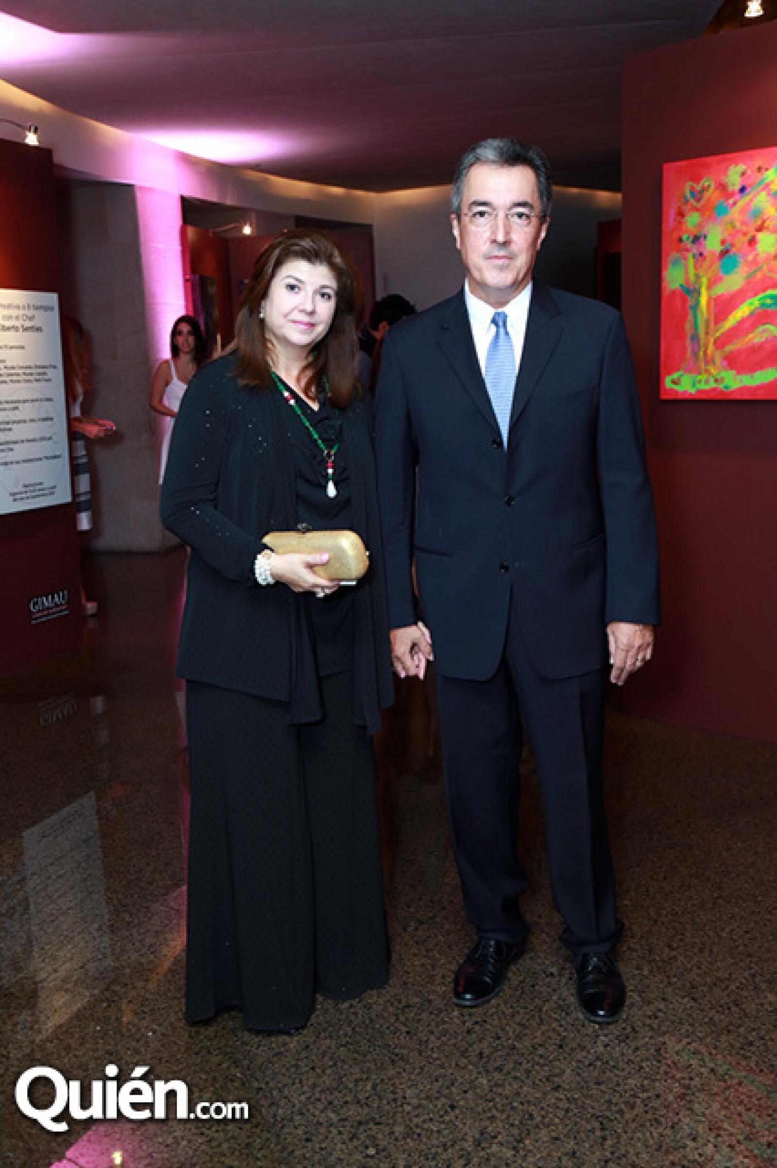 Rafael Fernández y Bulli Zubieta y Landa de Fernández