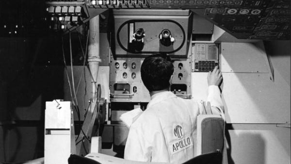 Computadora Apolo 11