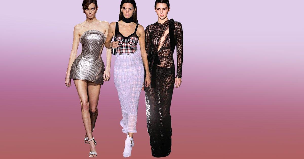Después de Shania Twain, solo Kendall Jenner podía llevar