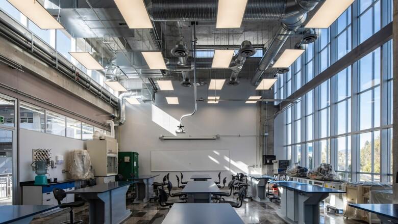 Centro de BioIngeniería, a detalle