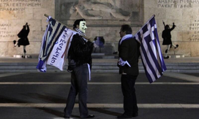 Los acreedores internacionales han mantenido a flote a Grecia desde 2010. (Foto: AP)
