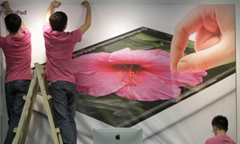 El reporte de Apple aparecerá en momentos que Android crece en el mercado. (Foto: Reuters)