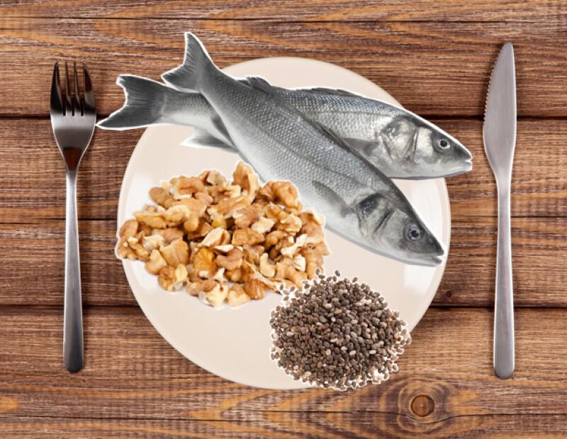 Incluir alimentos con Omega 3 en tu dieta, ayudará a deshacerte de la celulitis.