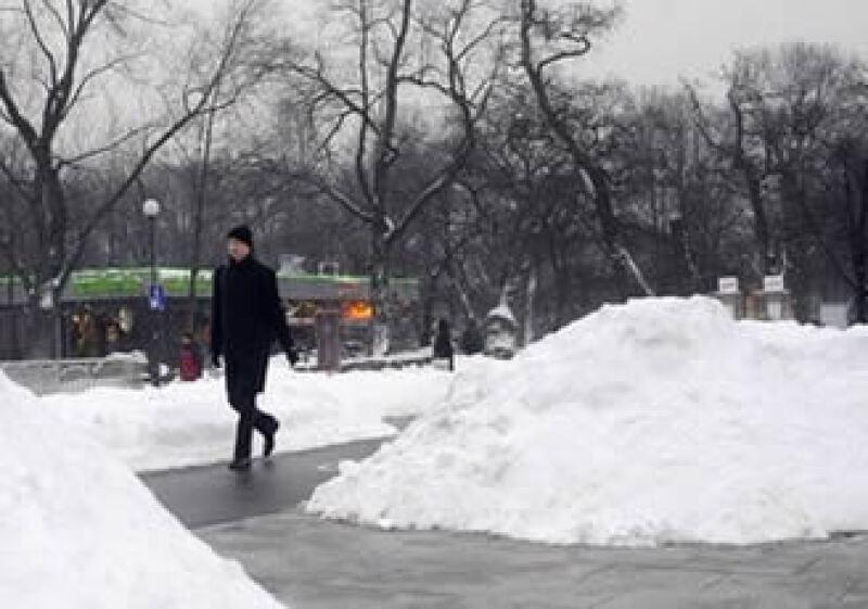 Las bajas temperaturas en países como Polonia han limitado los suministros de combustible. (Foto: AP)