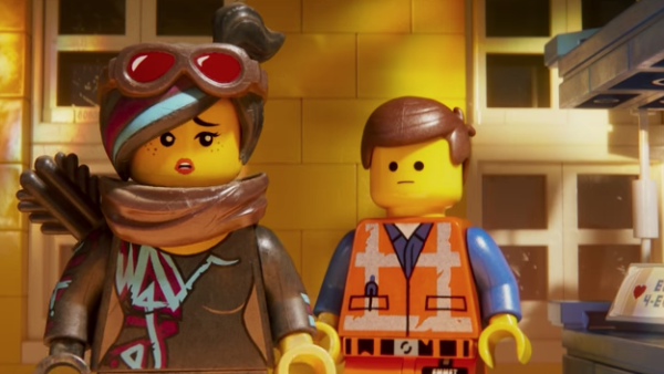 Tráiler Lego Movie 2