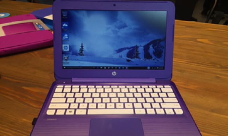 HP busca recobrar la posición que ha perdido en el mercado de PC con equipos para jóvenes (Foto: Gabriela Chávez=