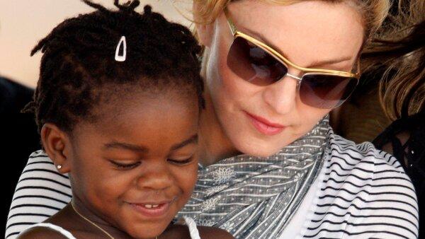 Madonna en Malaui