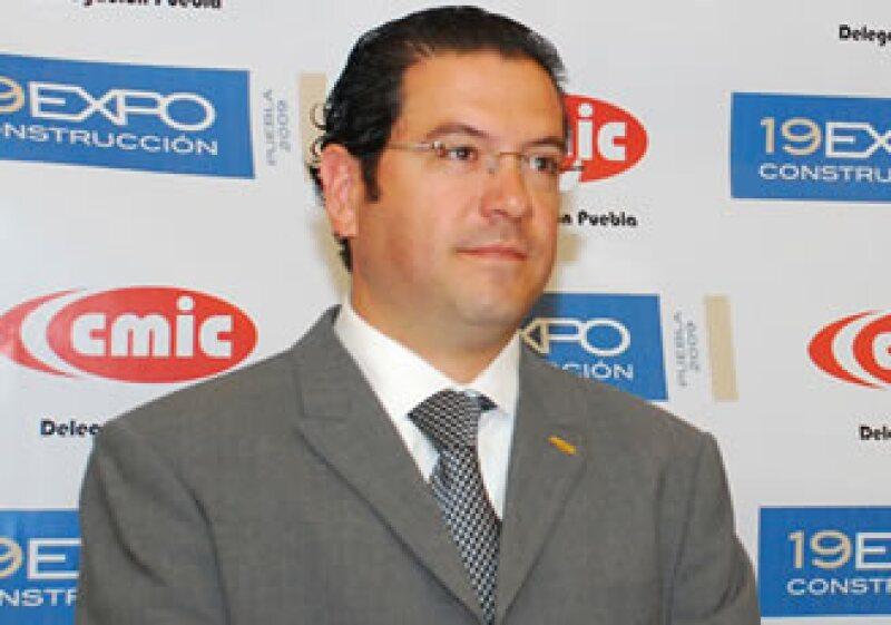 Humberto Armenta pidió licencia para ausentarse de la Presidencia de la CMIC. (Foto: Cortesía CMIC)