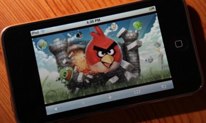 """El juego """"Angry Birds""""  registra 1,000 millones de descargas a nivel mundial. (Foto: Getty Images)"""
