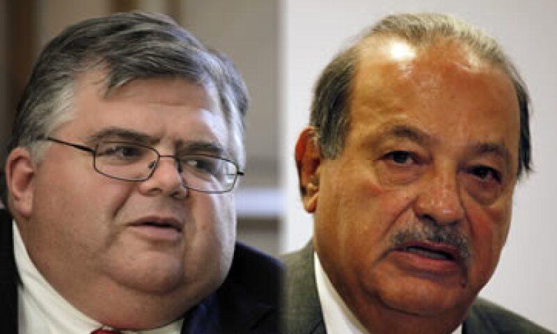 Ambos mexicanos son reconocidos por su influencia en el sector financiero global (Foto: Especial)
