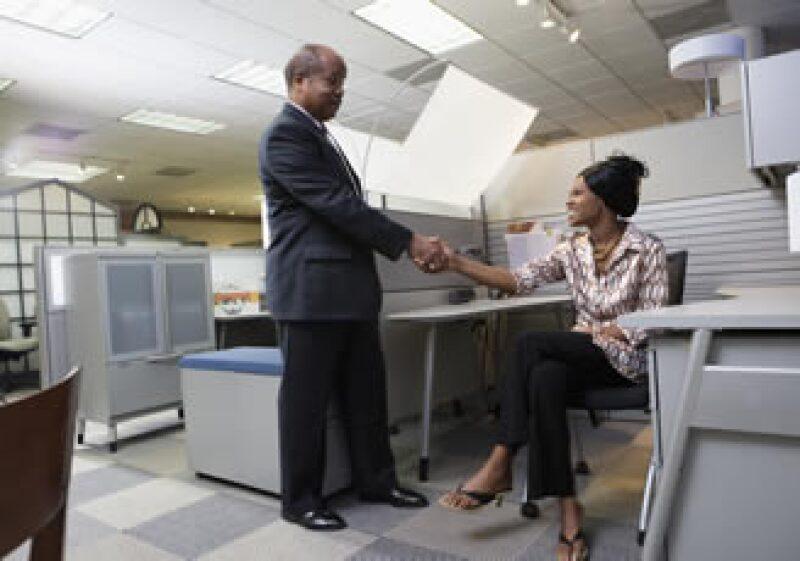 Dar un 'gracias' a tus empleados cuando recibes una noticia mala, pero honesta, ayuda a impulsar los proyectos. (Foto: Photos to Go)