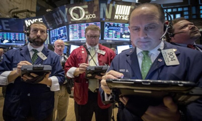 El S&P 500 avanza 0.19%. (Foto: Reuters )
