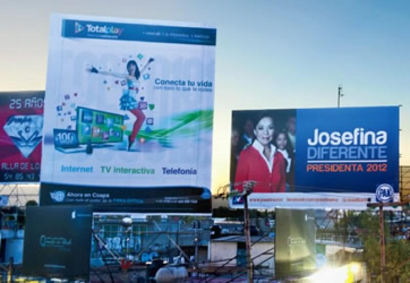 La temporada electoral disparará las utilidades del sector, que espera un aumento de ventas de 20%. (Foto: Alex H.O.)