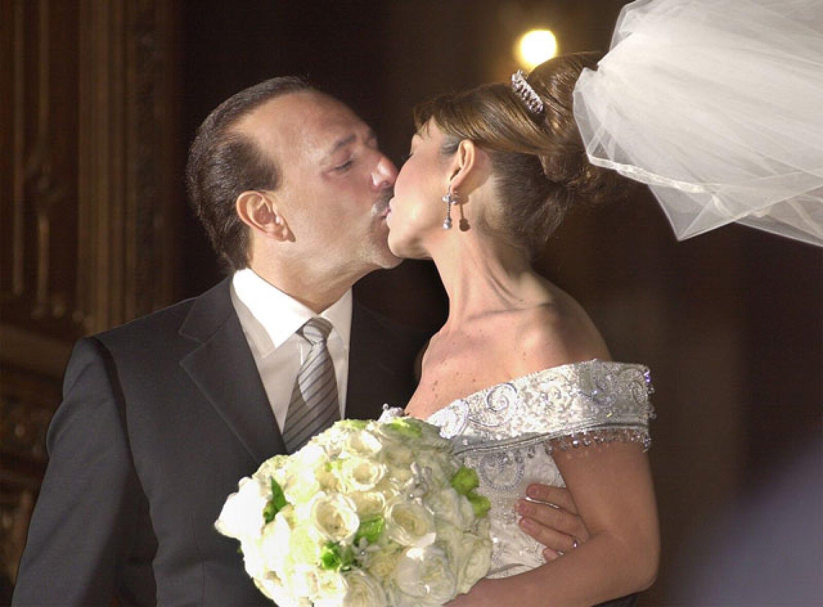 Sin duda fue una boda de ensueño, donde Thalía vio reflejado su sueño de casarse con el amor de su vida.