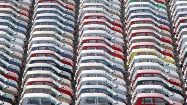 autos para la exportaci�n