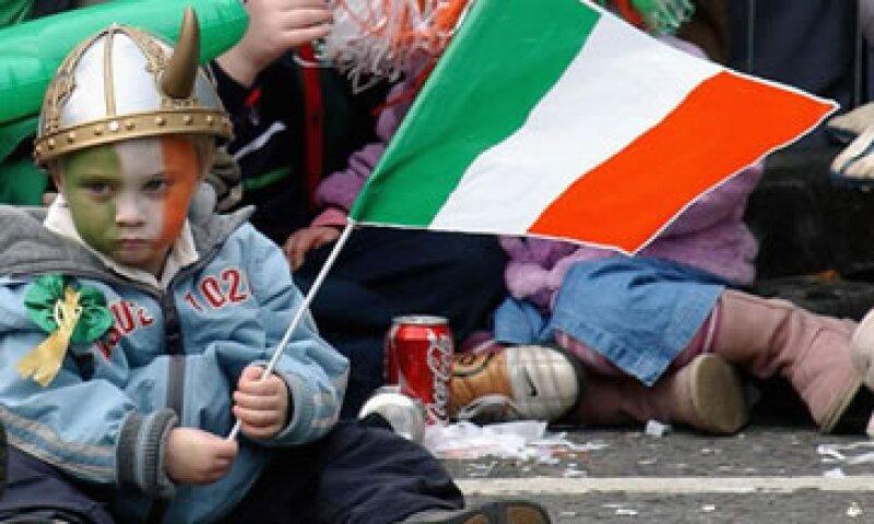 En términos reales, Irlanda seguirá pagando sus préstamos de emergencia hasta la década de 2030. (Foto: Getty Images)